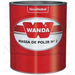 Massa Polir N2 1kg - Wanda - CONSTRUTINTAS