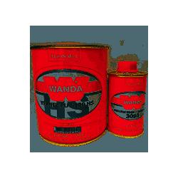 Kit Verniz PU 5100 750ml + Endurecedor 3093 150ml Alto Sólidos - Wanda - CONSTRUTINTAS