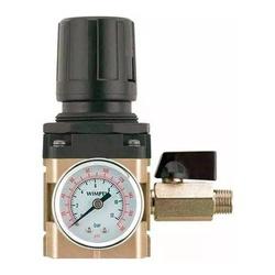 Filtro Regulador de Ar 2 Sáidas 1/4 FRMP-4 - Wimpel - CONSTRUTINTAS