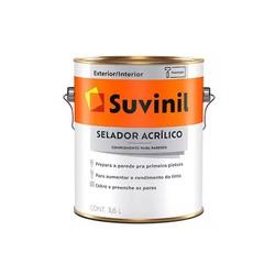 Selador Acrílico 3,6L Suvinil - Corante Tintas