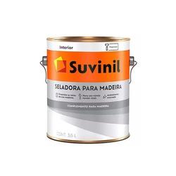 Seladora para Madeira 3,6L Suvinil - Corante Tintas
