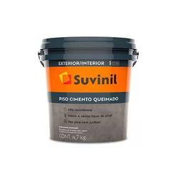 Suvinil Piso Cimento Queimado 4,7Kg - Corante Tintas