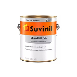 Selatrinca 5,04Kg Suvinil - Corante Tintas
