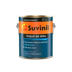 Toque de Seda 3,2L Base Suvinil - Corante Tintas