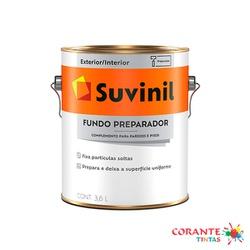Fundo Preparador 3,6L Suvinil - Corante Tintas