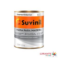 Massa para Madeira 900ml Suvinil - Corante Tintas
