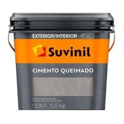 Cimento Queimado 5Kg Suvinil - Corante Tintas