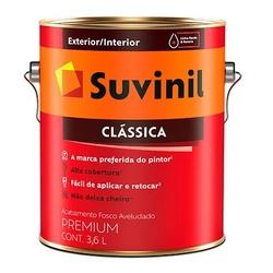 Clássica 3,6L Suvinil - Corante Tintas