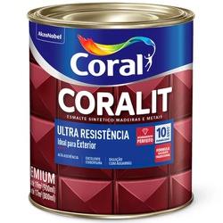 Coralit Brilhante Ultra Resistencia 900ML Coral - Corante Tintas
