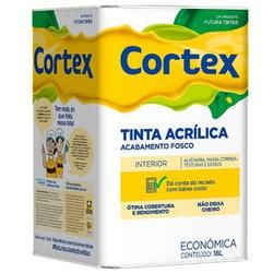 Cortex Acrlico Fosco Branco Futura - Corante Tintas