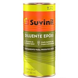 Diluente Epóxi 900ml Suvinil - Corante Tintas