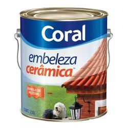 Embeleza Ceramica Coral - Corante Tintas