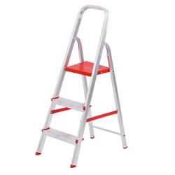 Escada Aluminio 03 Degraus Botafogo - Corante Tintas