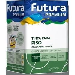 Tinta Piso Premium 18L Futura - Corante Tintas