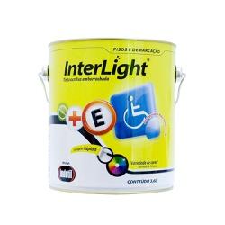 Interlight Piso 3,6L Indutil - Corante Tintas