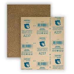 Folha de Lixa Madeira A237 Norton - Corante Tintas