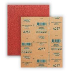 Folha de Lixa Massa A257 Norton - Corante Tintas