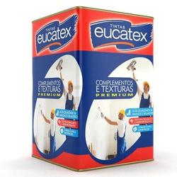 Massa Acrilica 25Kg Eucatex - Corante Tintas