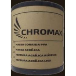 Massa Corrida 25KG Barrica Chromax - Corante Tintas