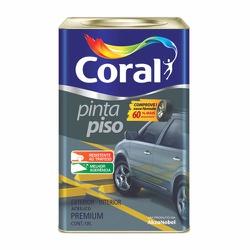 Pinta Piso 18L Coral - Corante Tintas