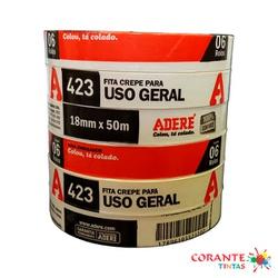 Fita Crepe 18x50 Adere (unidade) - Corante Tintas