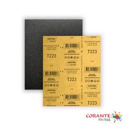Folha de Lixa d'Água T223 Norton - Corante Tintas
