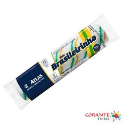 Rolo Brasileirinho 23cm AT2014 Atlas - Corante Tintas