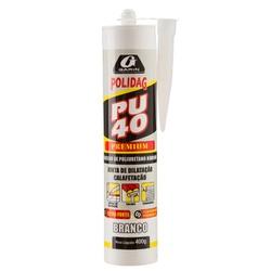 Selante PU Uso Geral Branco 400Gr Garin - Corante Tintas
