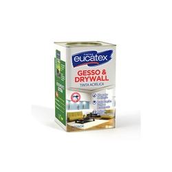 Gesso e Drywall Eucatex 18L - Corante Tintas