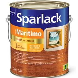 Verniz Extra Maritimo Brilhante Sparlack - Corante Tintas