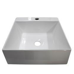 Cuba Para Banheiro Sobrepor Mármore Sintético Cubo... - Cores Vivas Home Center