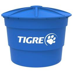 Caixa D'água Polietileno 5.000 Litros Tigre - Cores Vivas Home Center