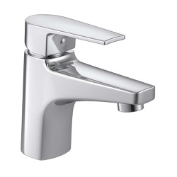 Misturador para Banheiro Monocomando Bica Baixa Le... - Cores Vivas Home Center