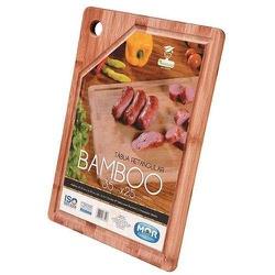 Tabua Retangular 35X25 Bamboo-Mor - Cores Vivas Home Center