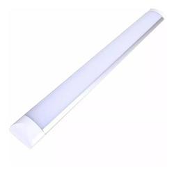 Luminaria Slim Led 120X7,5Cm 36W 4100K-Blumenau - Cores Vivas Home Center