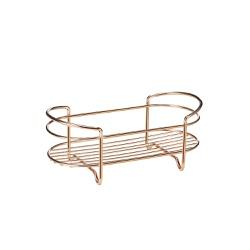 Porta Shampoo De Bancada Rose Gold-Arthi - Cores Vivas Home Center