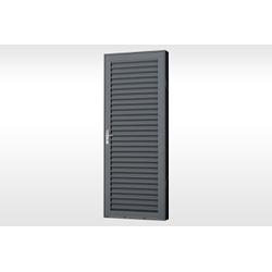 Porta Laminada Aço de Abrir Extra 215x85x7cm Mic - Cores Vivas Home Center