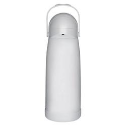 Garrafa Térmica Pressão Nobile Branca 1 Litro-Mor - Cores Vivas Home Center