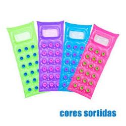 Colchão Inflável Fashion Cores Sortidas-Mor - Cores Vivas Home Center