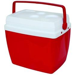 Caixa Térmica 34 Litros Vermelha-Mor - Cores Vivas Home Center