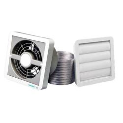 Exaustor para Banheiro Ventokit C150 A Bivolt S/Se... - Cores Vivas Home Center