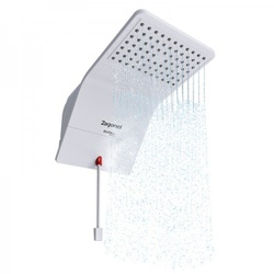 Chuveiro Ducha Eletrônica Ducali 127V 5500W Zagone... - Cores Vivas Home Center