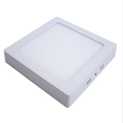 Painel Led de Sobrepor Quadrado 24W 6500K Branco F... - Cores Vivas Home Center