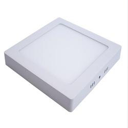 Painel Led de Sobrepor Quadrado 18W 6500K Branco F... - Cores Vivas Home Center