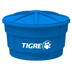 Caixa D'água Polietileno 1.000 Litros-Tigre - Cores Vivas Home Center