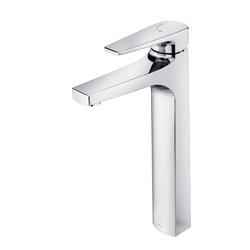 Misturador Para Banheiro Monocomando Bica Alta Chr... - Cores Vivas Home Center