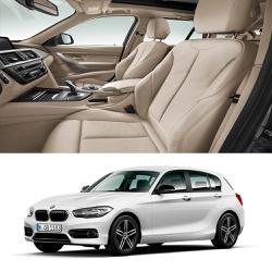 Revestimento Banco de Couro BMW 118i - Couro Nobre