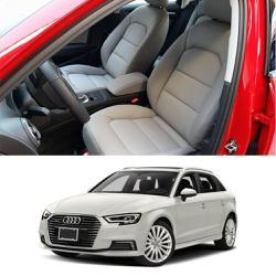 Revestimento Banco de Couro Audi A3 - Couro Nobre