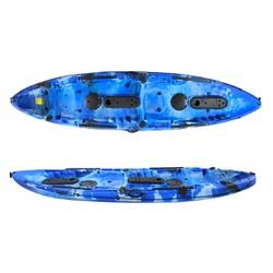 Caiaque Dandaro Double Para 2 Pessoas - Azul - 991 - DANDARO