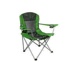 Cadeira Dobrável Reforçada P/ Camping Capacidade 1... - DANDARO